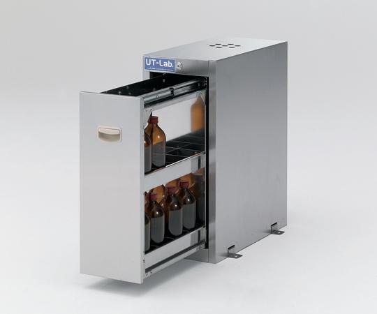 薬品保管ユニット SS1-UT 【アズワン】【02P06Aug16】