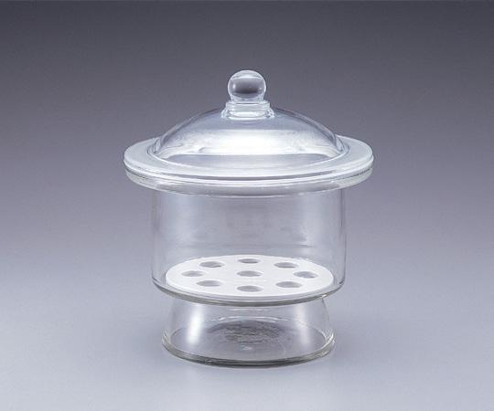 デシケーター(並型)茶 φ300 【アズワン】