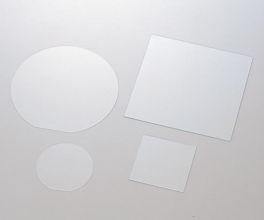 ダミーガラス基板 4インチ角型 【アズワン】