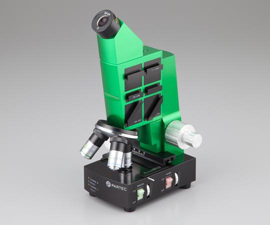 ポータブル蛍光顕微鏡CY-S-4001 【アズワン】【02P06Aug16】