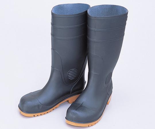 耐油安全長靴 ZODY 25.5 【アズワン】