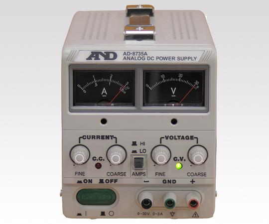 直流安定化電源 AD-8735A 【アズワン】