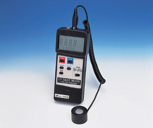 デジタル紫外線強度計UVC-254短波長 【アズワン】【02P06Aug16】