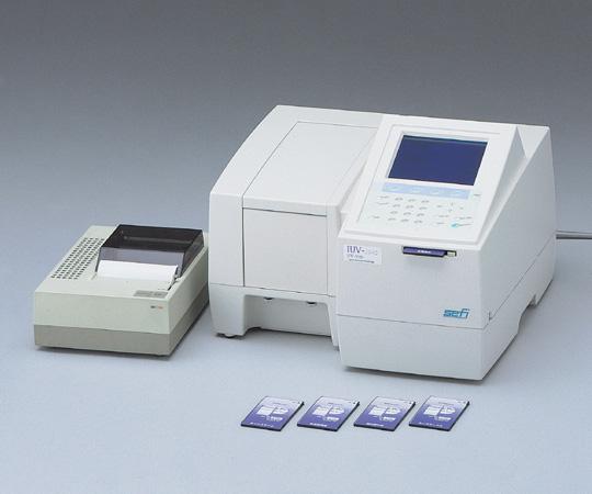 分光光度計プログラムパックDNA/蛋白質 【アズワン】