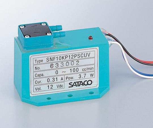 微流量制御ポンプ SNF10KT24V 【アズワン】【02P06Aug16】