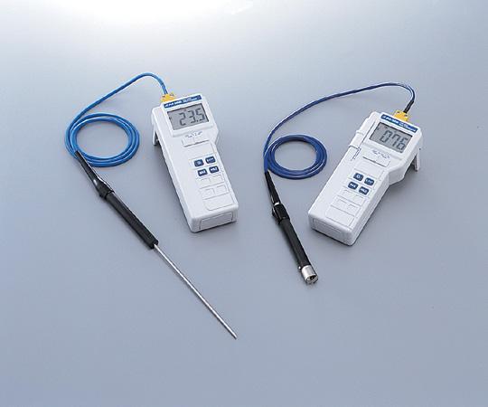 デジタル温度計 TM-301 切替式 【アズワン】