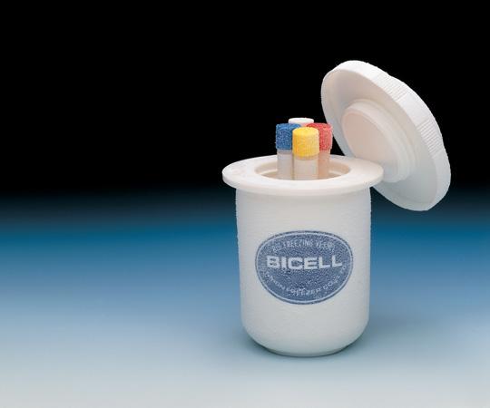 凍結処理容器 BICELL 【アズワン】