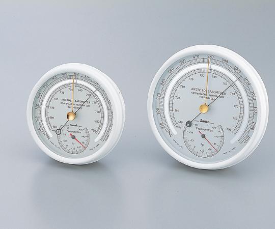 アネロイド気圧計 SBR151 【アズワン】【02P06Aug16】