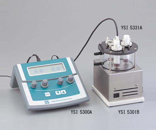 生物用酸素モニターYSI 5300A 【アズワン】【02P06Aug16】