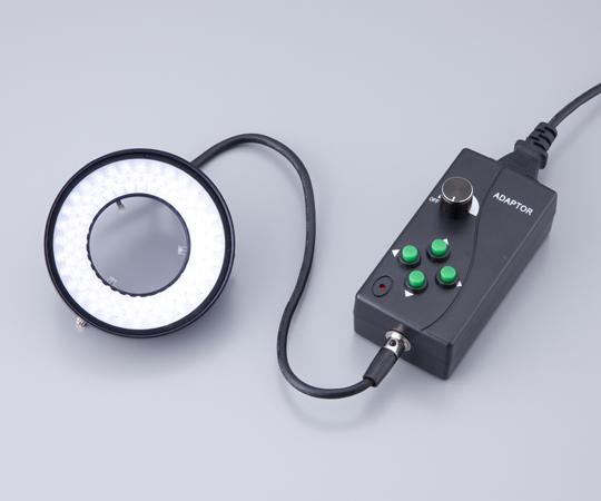 LEDリングランプ MIC-096Q 【アズワン】