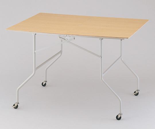 収納式作業テーブル TW1290 【アズワン】