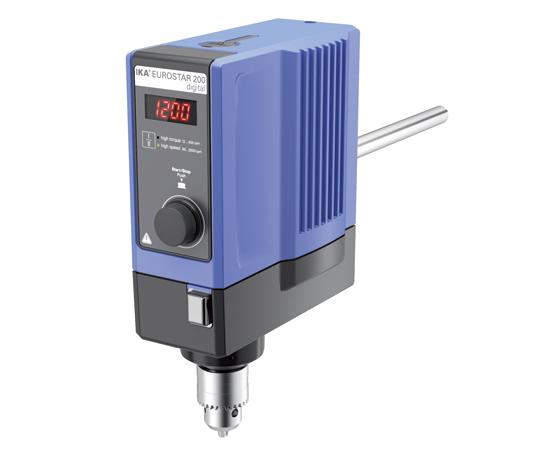 電子制御攪拌機ユーロスター200デジタル 【アズワン】