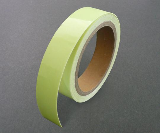 高輝度蓄光テープSuperSAF2505 【アズワン】