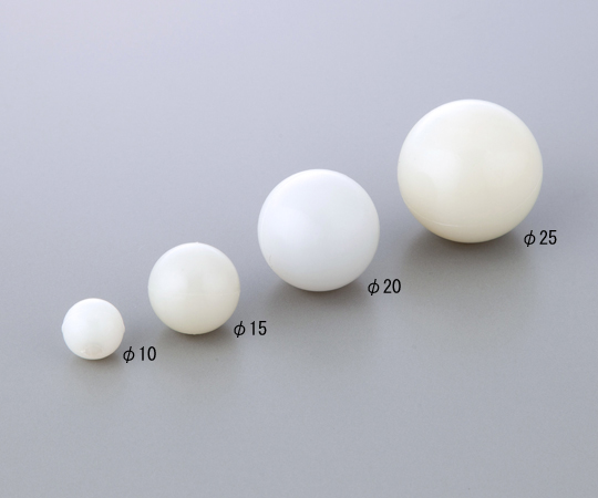 ナイロンボール(鉄球入)φ10 【アズワン】