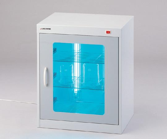 殺菌線消毒保管庫 DM-3D 【アズワン】【02P06Aug16】