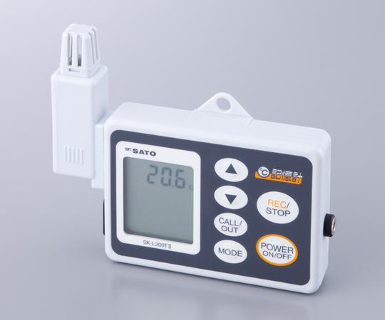 記憶計 SK-L200TIID一体型センサ 【アズワン】【02P06Aug16】