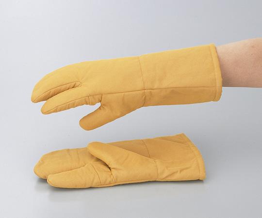 高耐熱用手袋(ザイロン使用) MZ615 【アズワン】
