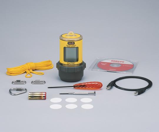 硫化水素測定器GHS-8AT(1000) 【アズワン】