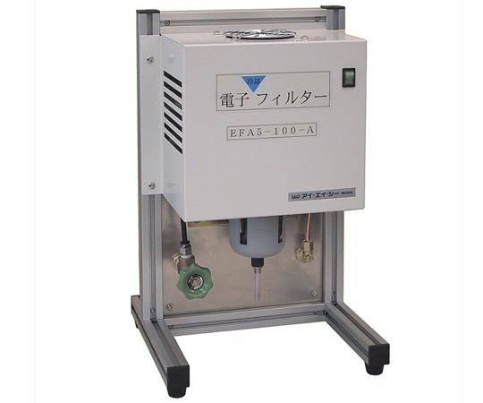 圧縮エアー除湿装置 EFA5-100-A 【アズワン】【02P06Aug16】