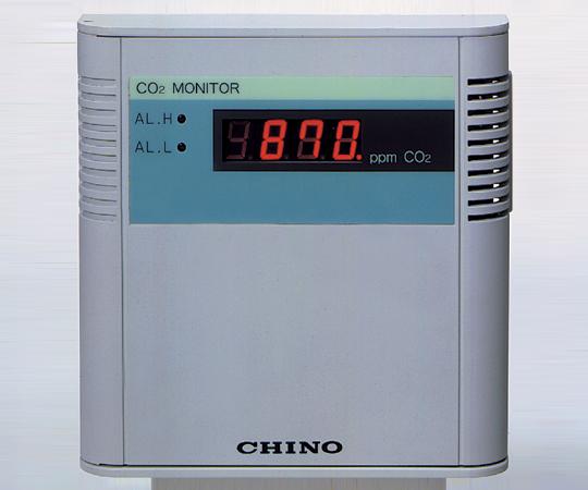 CO2モニターMA1002 アラーム機能 【アズワン】【02P06Aug16】