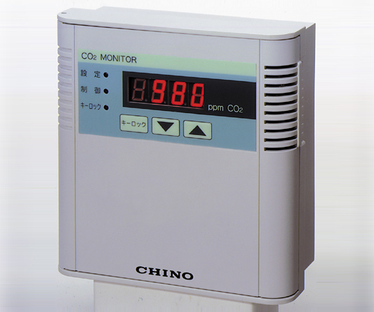 CO2モニタMA5002コントロール機能 【アズワン】【02P06Aug16】