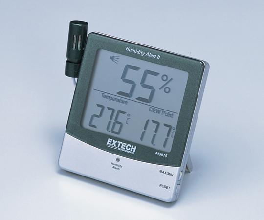 露点温度表示付温湿度計 445815 【アズワン】