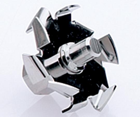 溶解型撹拌羽根 R1402 φ42 【アズワン】