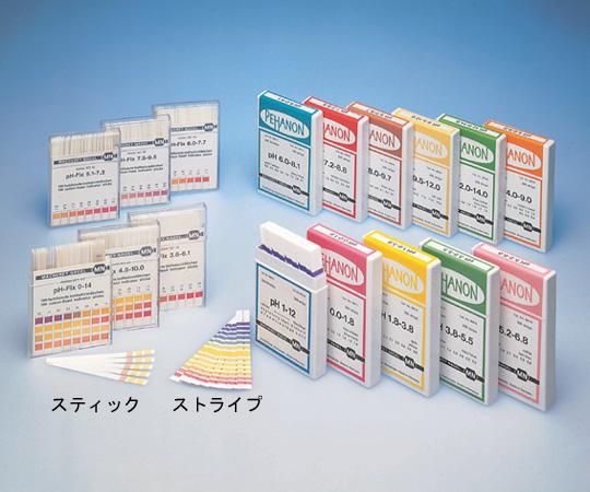 アズワン理化学製品も全て当店にて購入可能となりました ストライプPH試験紙 贈物 3.8-5.5 アウトレットセール 特集 アズワン