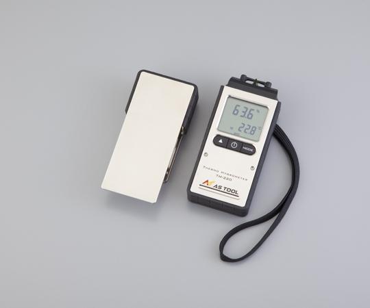 エクスポケット温湿度計 TH-220 【アズワン】【02P06Aug16】