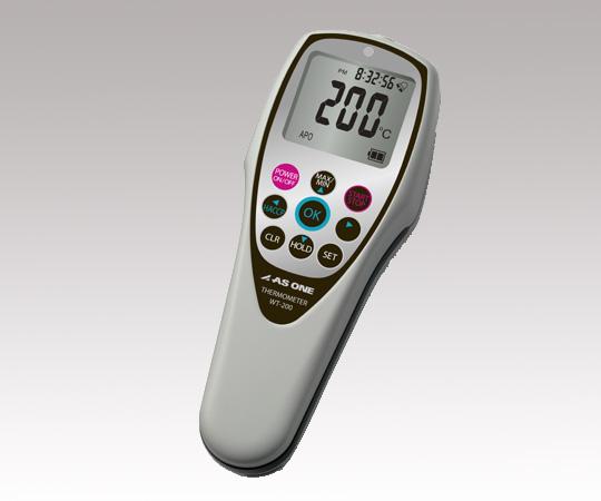 防水デジタル温度計 WT-200 【アズワン】
