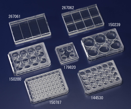 浮遊細胞用マルチディッシュ 150787 【アズワン】