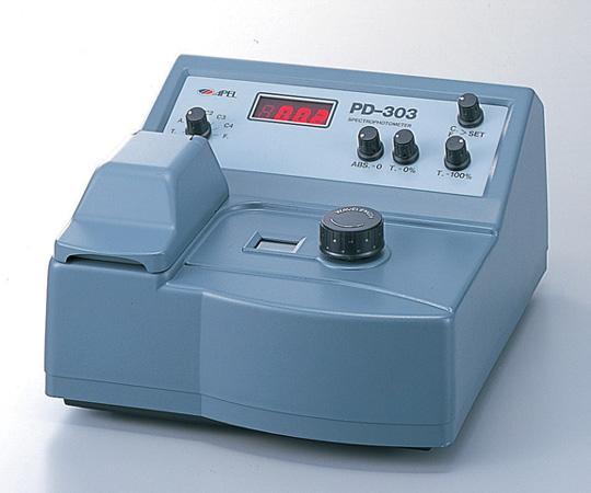 分光光度計 PD-303 【アズワン】