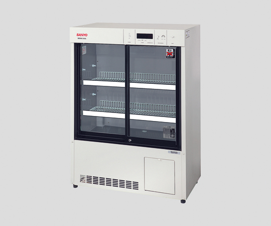 薬用冷蔵ケースMPR-162DCN 送料別途見積 【アズワン】【02P06Aug16】