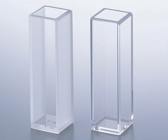 標準石英セル4508-04 2面透明 M 【アズワン】