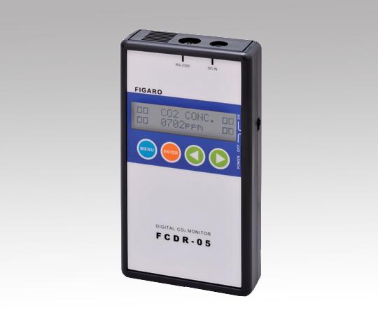 デジタルCO2モニター FCDR-05 【アズワン】【02P06Aug16】