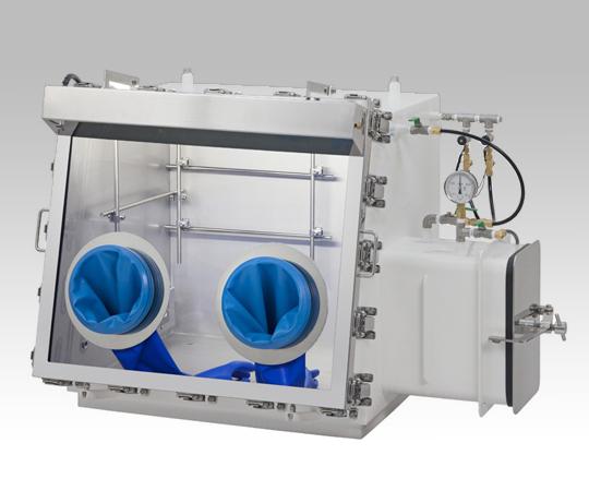 ガス置換型グローブボックス UL-2 送料別途見積 【アズワン】【02P06Aug16】