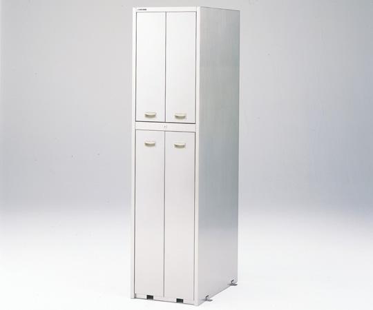 耐震ステンレス薬品庫 SS-1845S4 【アズワン】