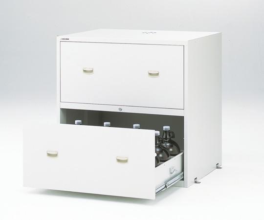 耐震薬品庫(スチール製) SPG-990 【アズワン】