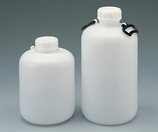 アズワン理化学製品も全て当店にて購入可能となりました !超美品再入荷品質至上! 広口瓶 ポリエチレン製 定番の人気シリーズPOINT ポイント 入荷 アズワン 10L
