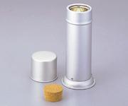 デュワー瓶 円筒型 200mL 【アズワン】