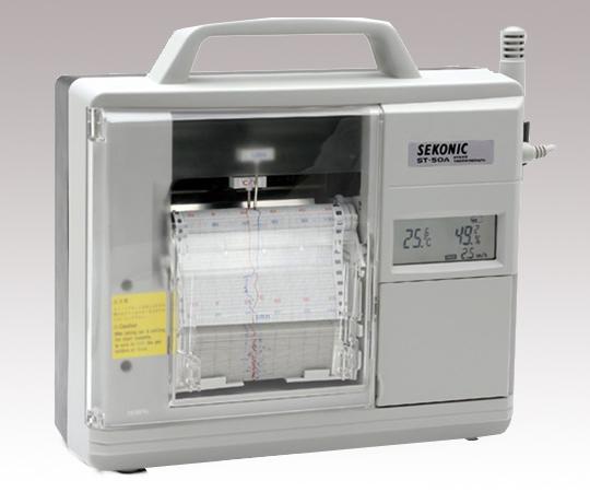 温湿度記録計 ST-50A 【アズワン】【02P06Aug16】