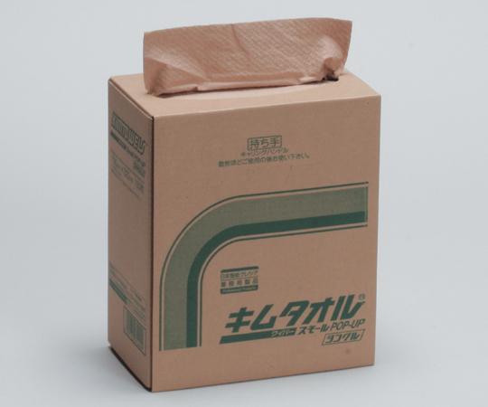 キムタオル 61440 150枚×8箱 【アズワン】