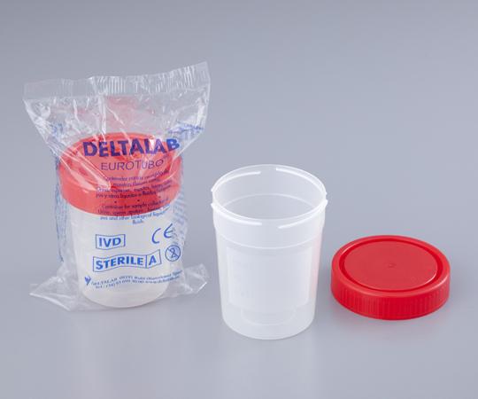 食品検体容器(滅菌済)409726 【アズワン】