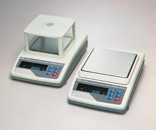 校正分銅内蔵精密電子天秤 GX-8K2 アズワン HOT,品質保証