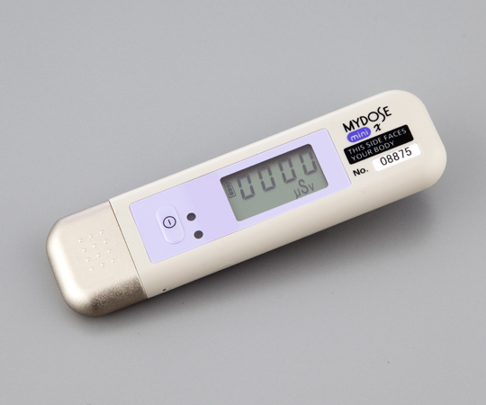 電子ポケット線量計 PDM-127B 【アズワン】【02P06Aug16】