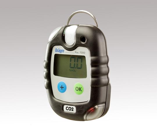 ハンディガス警報器 7000二酸化炭素 【アズワン】【02P06Aug16】