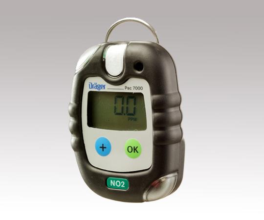 ハンディガス警報器 7000二酸化窒素 【アズワン】【02P06Aug16】