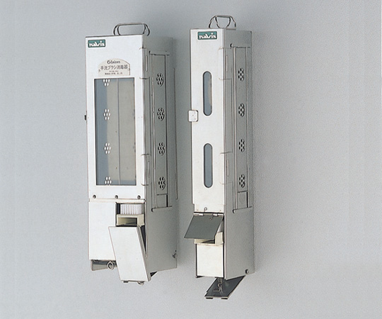 【無料健康相談 対象製品】【ナビス】ブラシ消毒器C-10壁掛形(2列用)