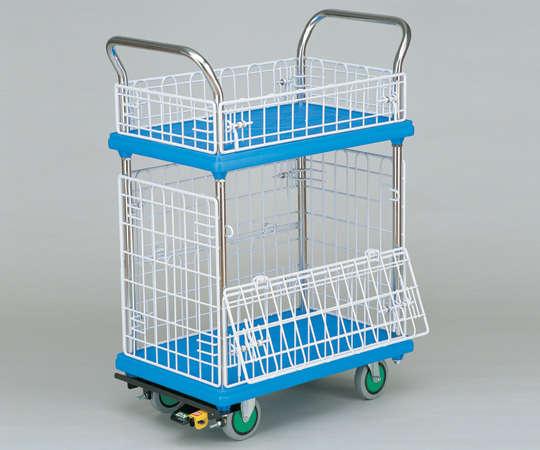 【無料健康相談 対象製品】【ナビス】シズカル運搬車(2段式) MMT-NKK 【fsp2124-6m】【02P06Aug16】