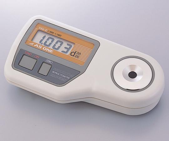 【無料健康相談 対象製品】【ナビス】デジタル尿比重屈折計 IUG-D 【fsp2124-6m】【02P06Aug16】